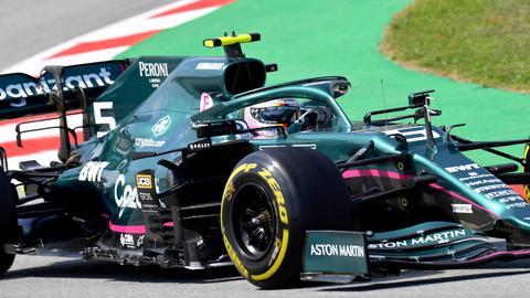 Auto von Sebastian Vettel