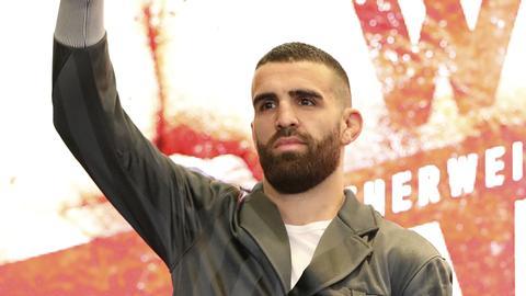 MMA-Kämpfer Daniel Weichel