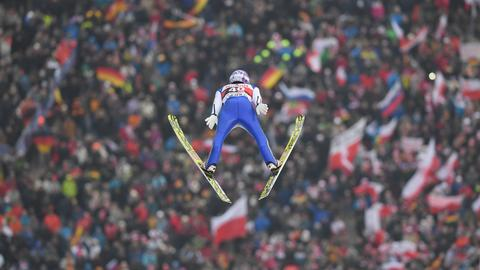 Andreas Wellinger, SC Ruhpolding
