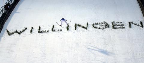 Willingen Skispringen