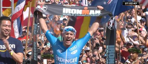 Patrick Lange, Ironman-Weltmeister 2018