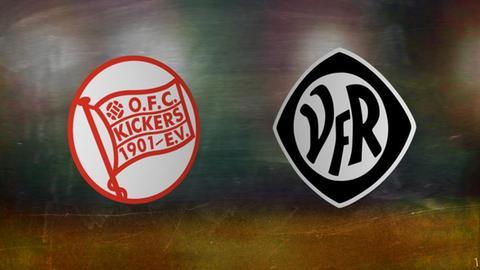 Wappen von OFC und VfR Aalen
