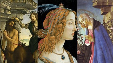 Startbild Special Botticelli