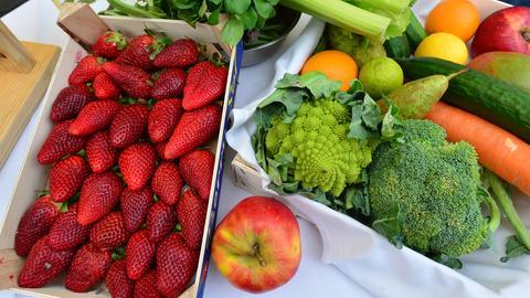 Ernährung Bild für Tag