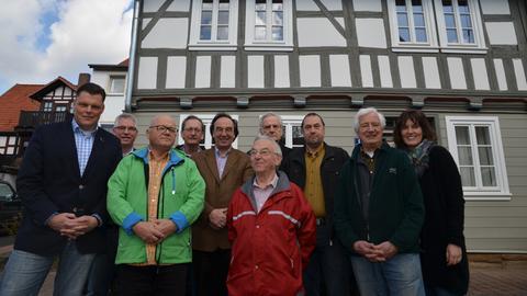 Bürgergruppe Wanfried Mitglieder