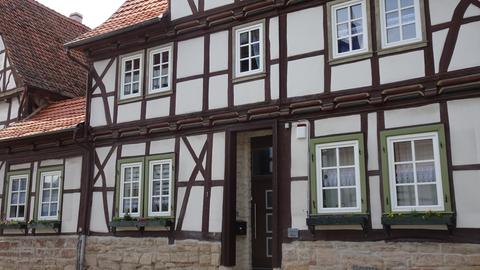 Fachwerkhaus Wanfried Banholzer