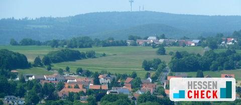 Vogelsberg Hoherodskopf