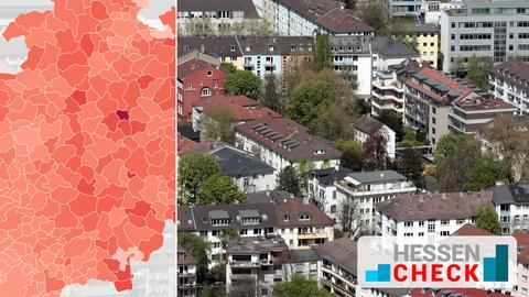 Hessencheck Datenanalyse Wohnen