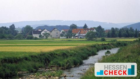 Hessencheck Bevölkerung Wahlsburg