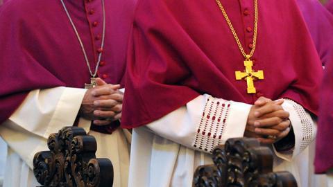 Katholische Kirche Tag Bild