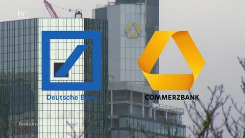 Deutsche Bank und Commerzbank verhandeln über Fusion
