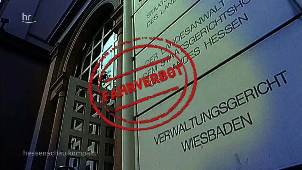Video dieselfahrverbot tv sendung for Hessenschau moderatoren