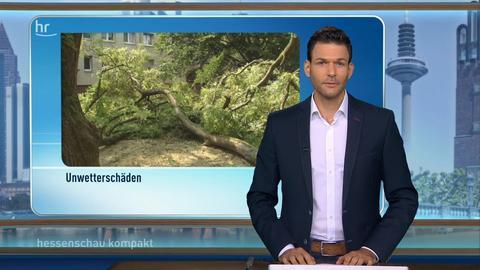 hessenschau kompakt von 16:45 Uhr vom 12.08.2020