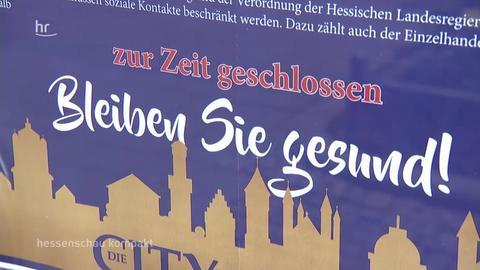 hessenschau kompakt von 16:45 Uhr vom 18.03.2020