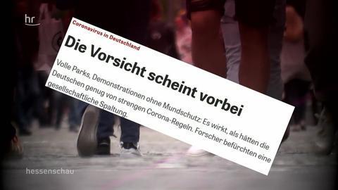 hessenschau vom 24.05.2020
