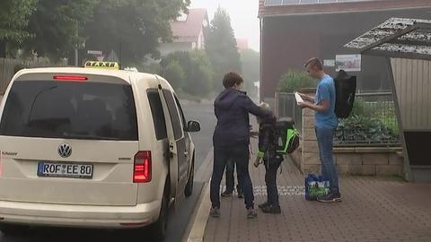 Schultaxi in Rotenburg-Dankerode