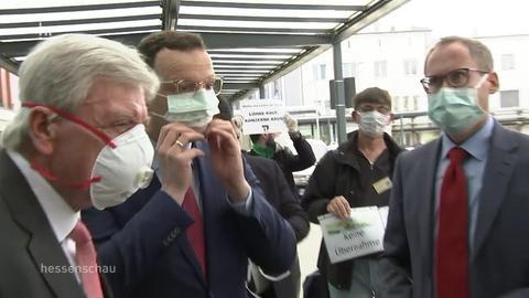 hessenschau vom 14.04.2020