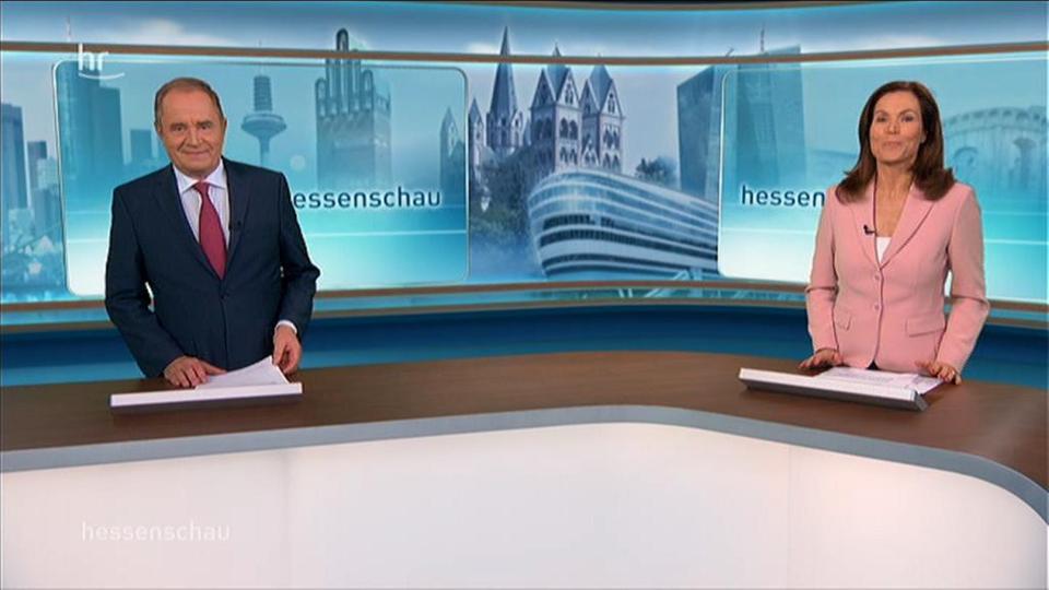 Video hessenschau ganze sendung tv sendung for Hessenschau moderatoren