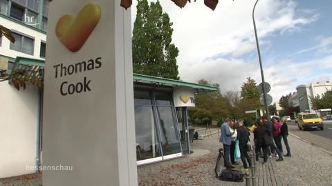 Thomas Cook Deutschland stellt Insolvenzantrag