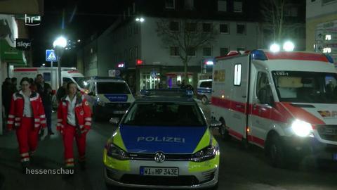 Elf Tote nach Schüssen in Hanau