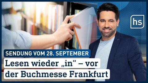 hessenschau vom 28.09.2021