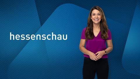 Hessenschau-Moderatorin Hülya Deyneli