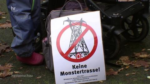Keine Suedlink-Trasse in Osthessen