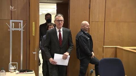 Plädoyer des Hinterbliebenen-Anwalts im Lübcke-Prozess
