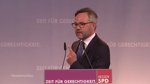 Michael Roth führt Hessen-SPD in Bundestagswahlkampf