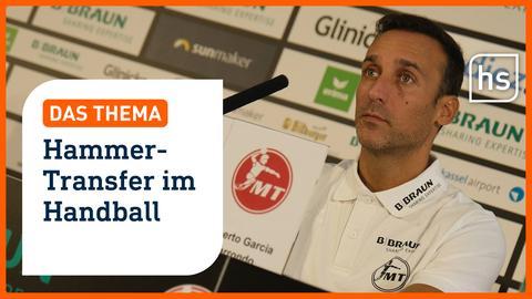Spanier Parrondo neuer Trainer der MT Melsungen