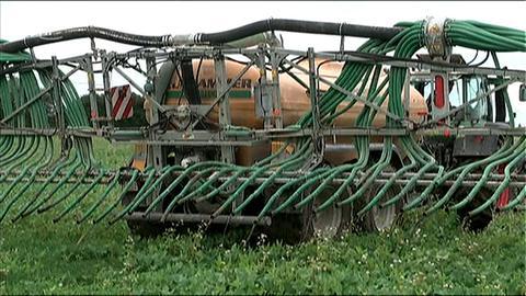 Maßnahmen gegen Nitrat im Grundwasser