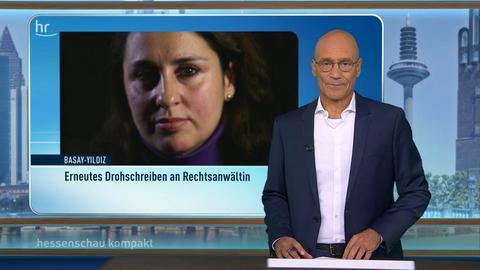 hessenschau kompakt - 16.45 Uhr