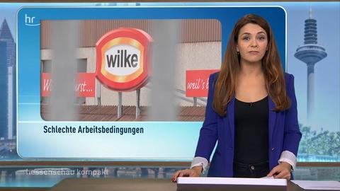 Hessenschau kompakt - 16:45 Uhr - 15.10.2019