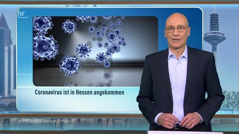 hessenschau kompakt von 16:45 Uhr - 28.02.2020
