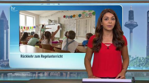 hessenschau kompakt - 16:45 Uhr vom 22.06.2020