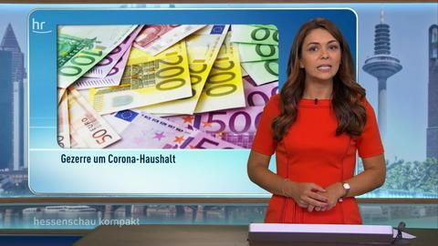 hessenschau kompakt von 16:45 Uhr vom 23.06.2020