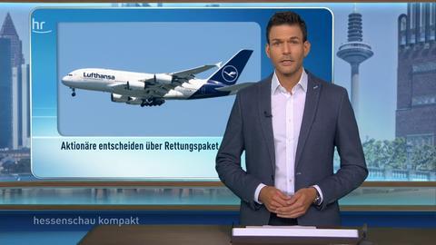 hessenschau kompakt von 16:45 Uhr VOM 25:06:2020