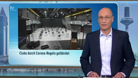 hessenschau kompakt von 16:45 Uhr vom 23.07.2020