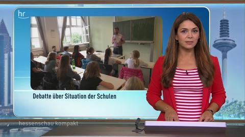 hessenschau kompakt von 16:45 Uhr vom 01.09.2020