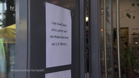 hessenschau kompakt von 16:45 Uhr vom 06.07.2020