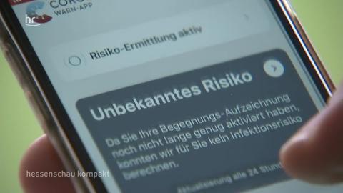 hessenschau kompakt von 16:45 Uhr vom 20.10.2020