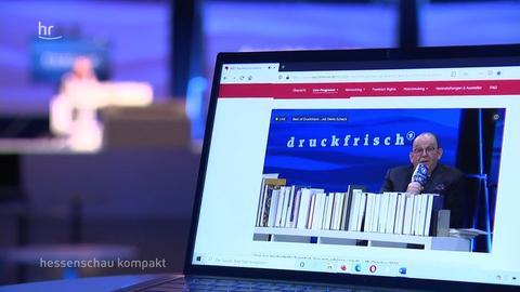 hessenschau kompakt 16:45 Uhr am 14.10.2020 Thumbnails