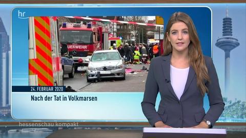 hessenschau kompakt - extra vom 25.02.2020