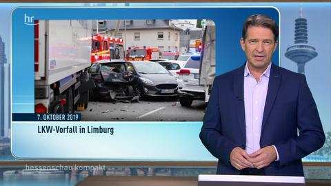 Hessenschau Kompakt - 16:45 Uhr - 08.,10.2019