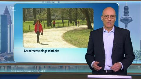 hessenschau kompakt von 16:45 Uhr vom 03.04.2020