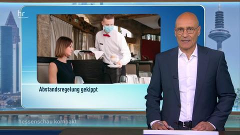 hessenschau kompakt von 16:45 Uhr vom 26.05.2020