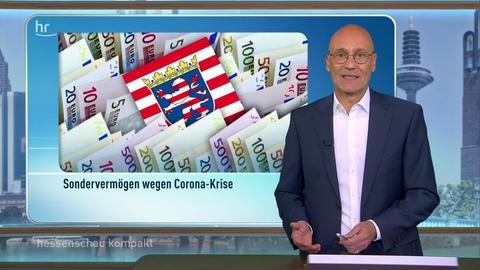 hessenschau kompakt von 16:45 Uhr vom 05.06.2020