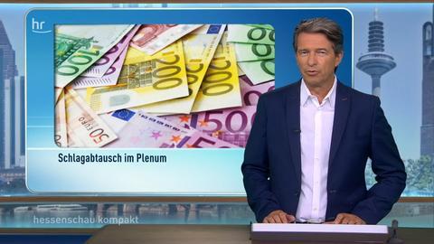 hessenschau kompakt von 16:45 Uhr vom 24.06.202