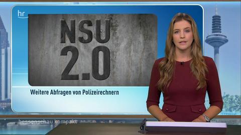 hessenschau kompakt von 16:45 Uhr vom 16.07.2020