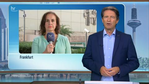 hessenschau kompakt von 16:45 Uhr vom 29.07.2020